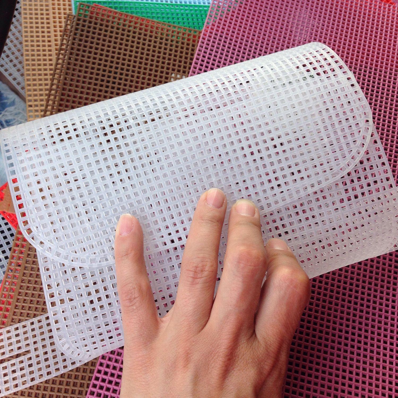 Пластиковая канва схемы фото